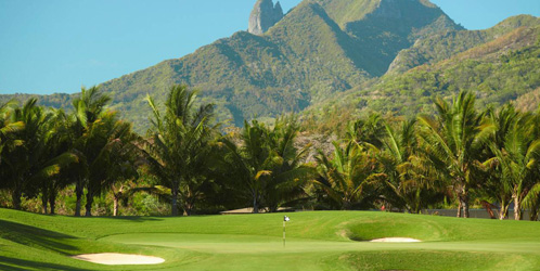 Four Seasons Mauritius Golf Course