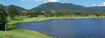 golfing in thailand in october pattaya