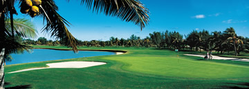 Beachcomber Free Golf Offer 2012