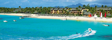 Mauritius constance belle mare plage 2014 RESORT CREDIT