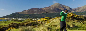 northern ireland golfing holiday