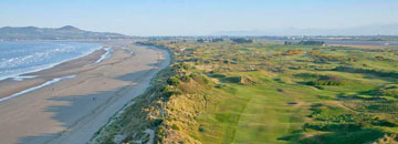 Emerald Isle Golf Experience, Ireland for 6 nights