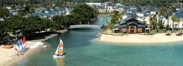 Heritage Le Telfair resort & spa Mauritius. 2014 gourmet bliss all inclusive