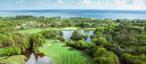 Belle Mare Plage Legend course