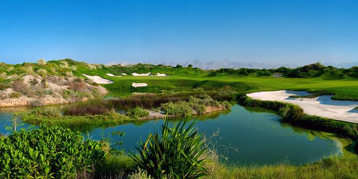 Al Mouj Golf Club Oman Middle East Luxury Golf Holiday Chaka Travel Coast