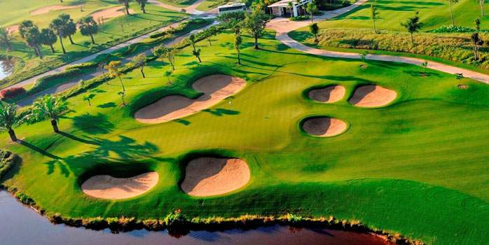 Angkor Golf Resort, Golf Holiday in Thailand