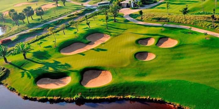 Angkor Golf Resort, Golf Holiday in Thailand