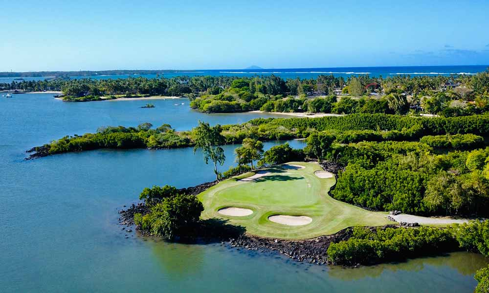 Belle Mare Plage - Signature 17th at the Legends Course