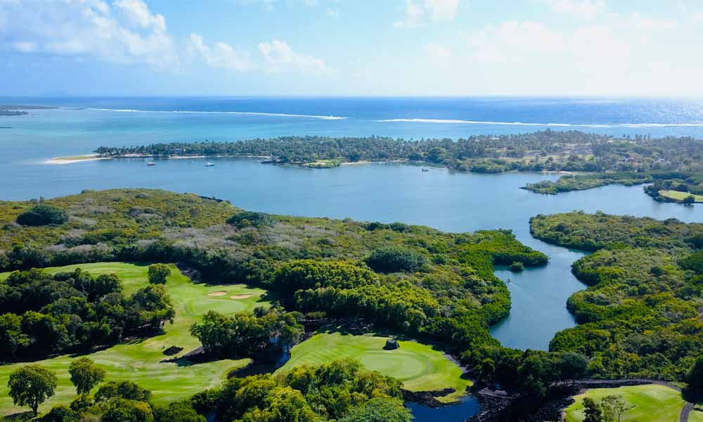 The Links Course - Belle Mare Plage