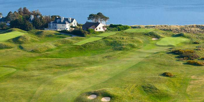 Dooks Golf Links, Golf Holiday in Ireland
