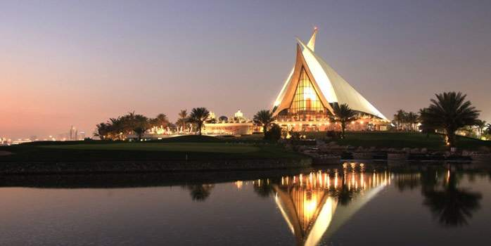 Dubai Creek Golf Course Dubai UAE United Arab Emirates Middle East Luxury Golf Holiday Specialists Chaka Travel