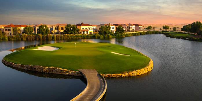 Jumeirah Al Naseem Golf Club Luxury Golf Travel United Arab Emirates Dubai UAE