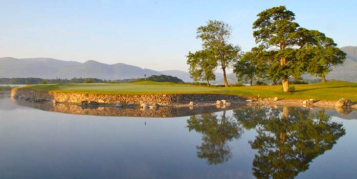 Kileen Course at The Killarney Club