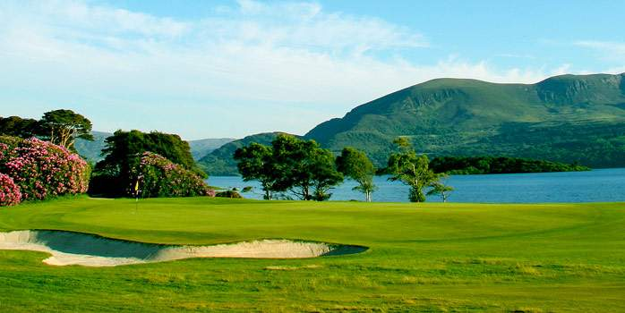 Mahonys Course, Killarney Golf Club, Golf Holiday in Ireland