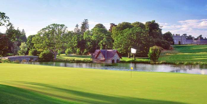 Montgomerie, Carton House, Golf Holiday in Ireland