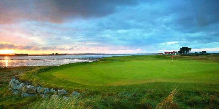 Portmarnock Golf Course, East Coast of Ireland