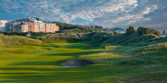 Portmarnock Hotel and Golf Links, Golf Course, Golf Holiday in Ireland