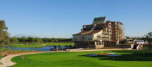 Sueno Hotels Golf Belek Turkey