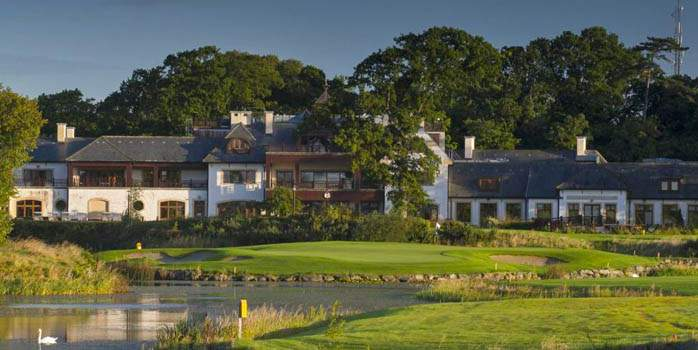 The K Club Palmer Golf Course, Golf Holiday in East Cost of Ireland