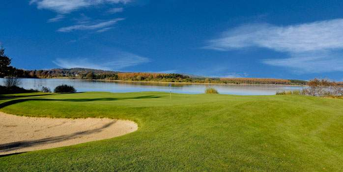 Tulfarris Golf Course, Golf Holiday in East Cost of Ireland