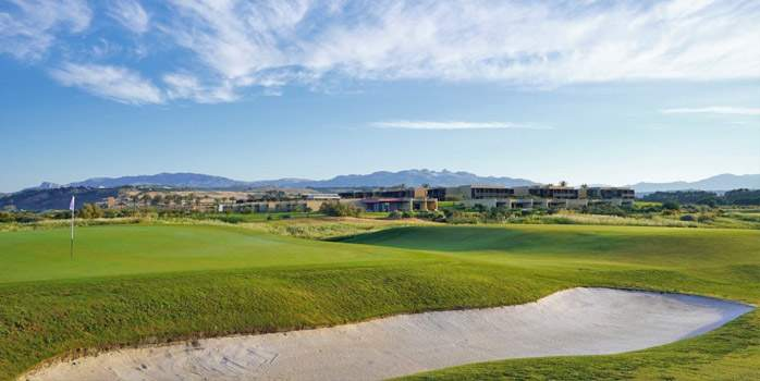 Verdura golf course, golf holiday in Italy