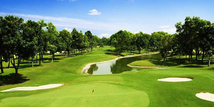 Vietnam Golf and Country Club, Golf Holiday in Vietnam