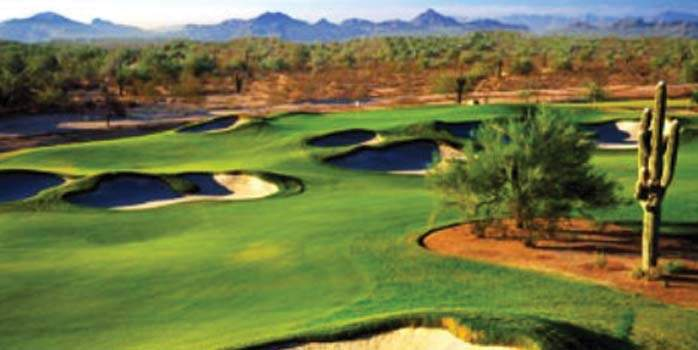 Wildfire At Desert Ridge - Faldo