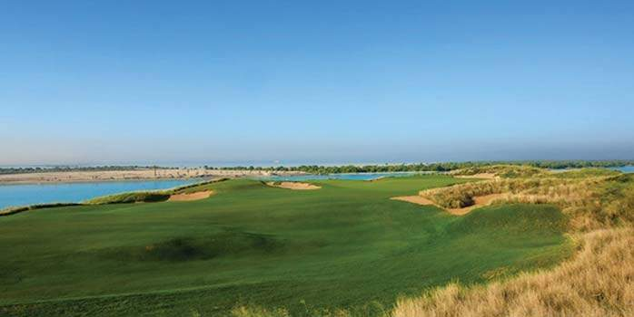 Yas Island Links