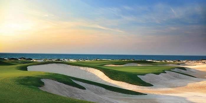 Saadiyat Island Beach Golf Club