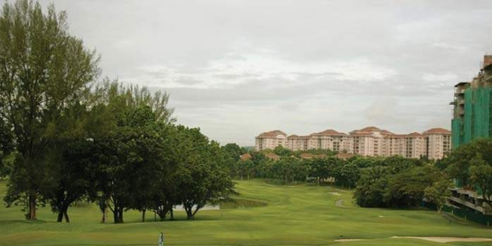 Saujana Golf & Country Club - Bunga Raya Course