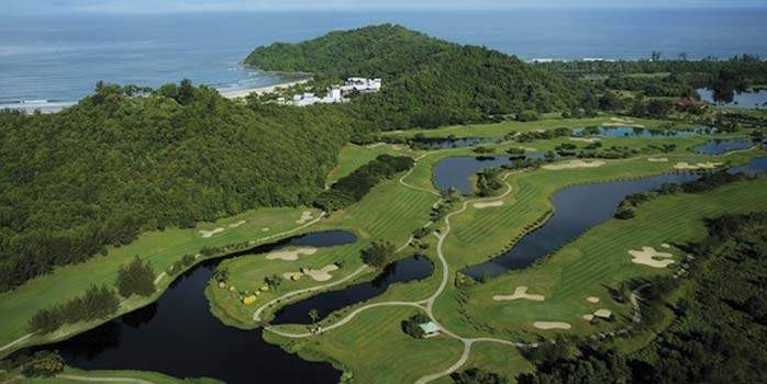 DALIT BAY GOLF AND COUNTRY CLUB