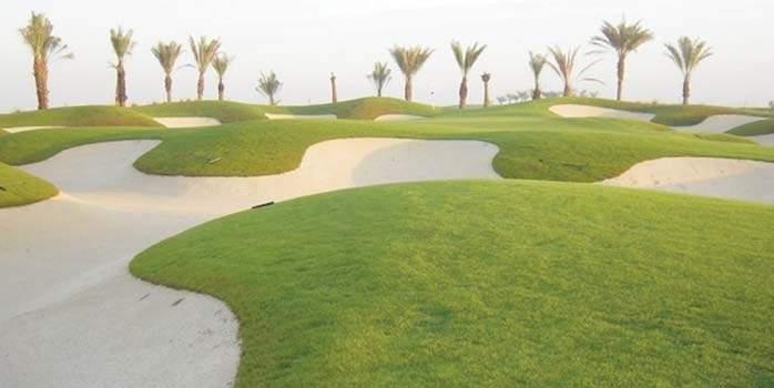 Al Hamra Championship Course