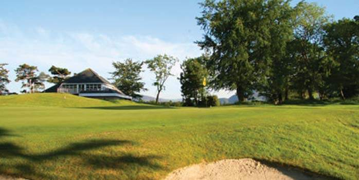 Killarney Golf & Fishing Club - Lackabane Course
