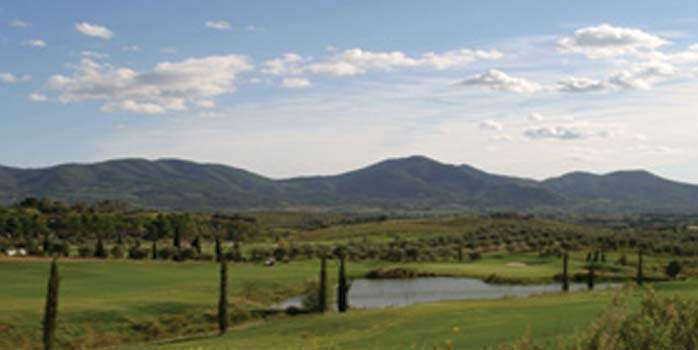 GOLF CLUB TOSCANA IL PELAGONE