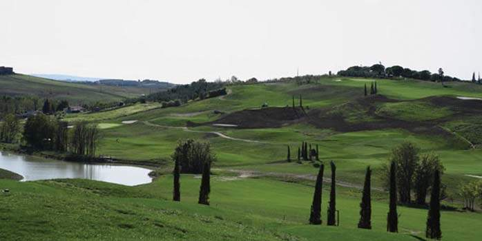 BELLOSGUARDO GOLF CLUB VINCI