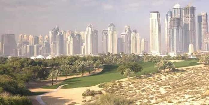 Emirates Golf - Majlis Course