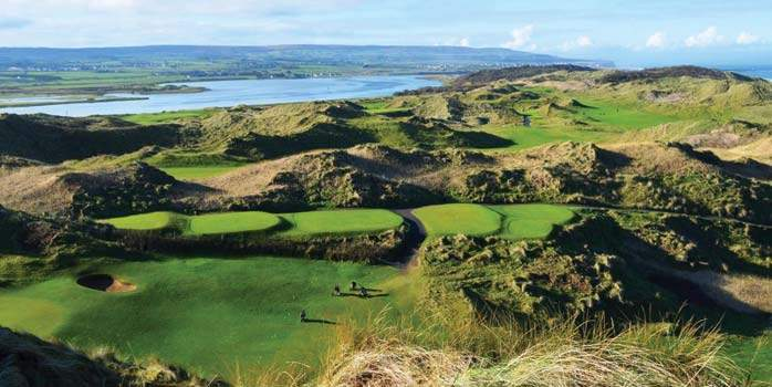 Portstewart Golf Club - Strand