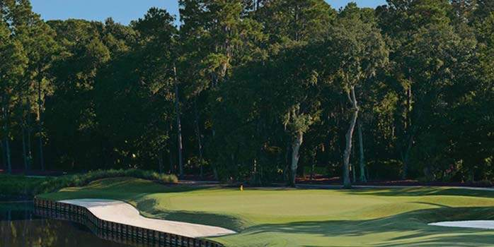 SAWGRASS MARRIOTT DYES VALLEY COURSE
