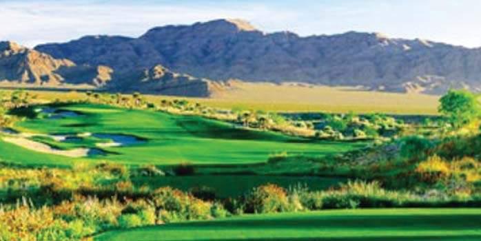 Primm Valley Golf Club - Desert