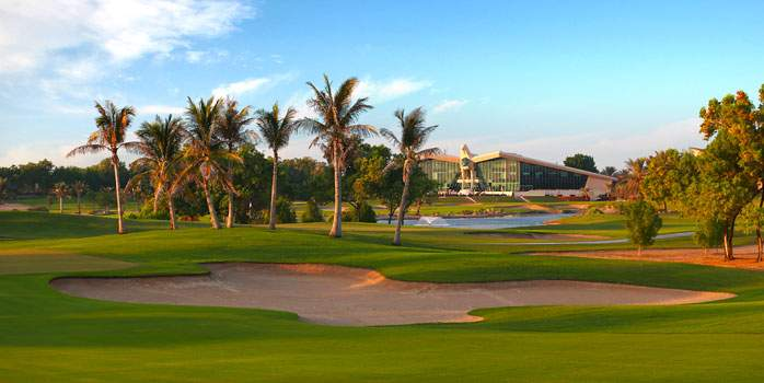 Abu Dhabi Golf Club United Arab Emirates Golf Holidays