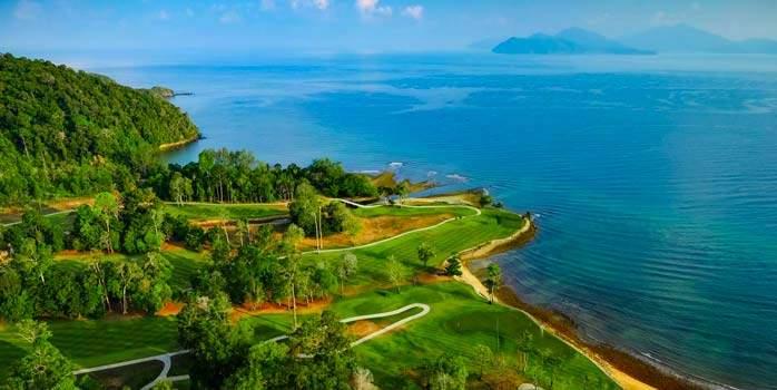 Els Club Teluk Datai Langkawi Malaysia Golf Holidays