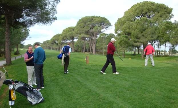 Gloria (new) Golf
