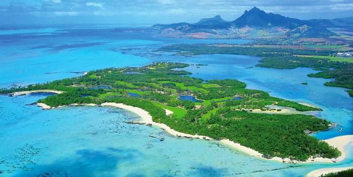Ile Aux Cerfs Golf Course Shangri La's Le Touessrok Mauritius Golf Holiday