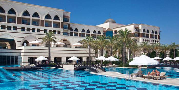 Kempinski The Dome Belek Turkey Golf Holiday Pool