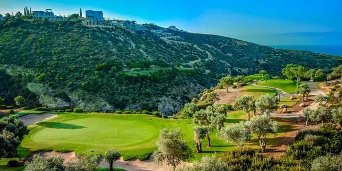 PGA National Cyprus Aphrodite Hills Golf Course