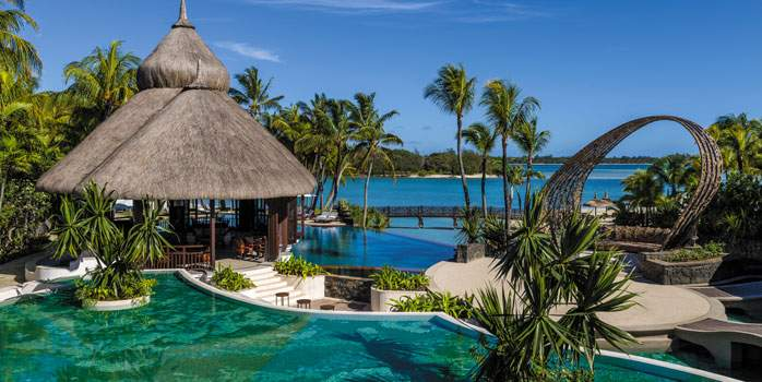 Resort View Shangri La's Le Touessrok Mauritius Golf Holiday