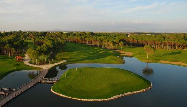 Sueno Golf Club Belek - Pines Course Golf