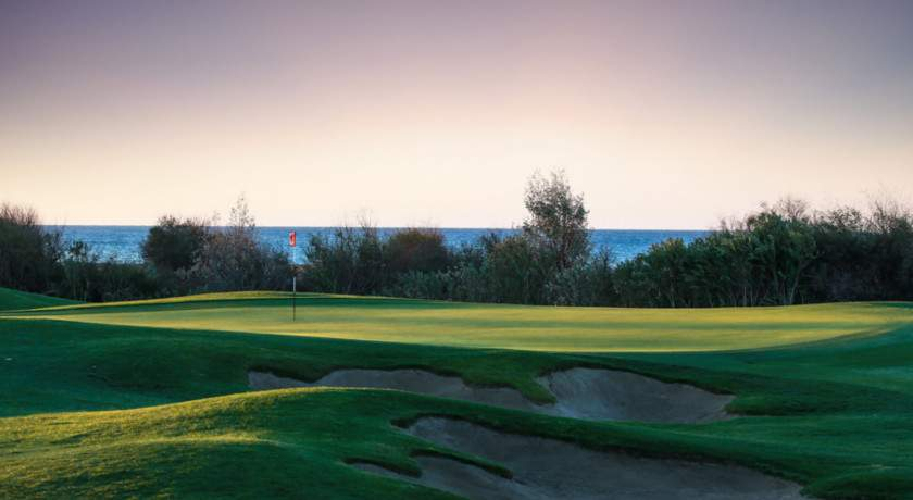Titanic Golf Course
