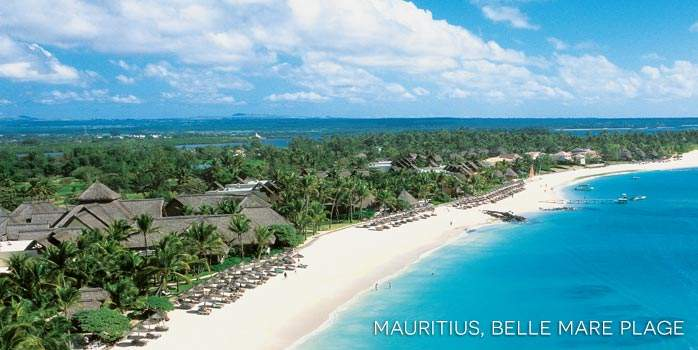 Abu Dhabi and Mauritius Twin Centre Golf Offers