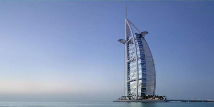 Burj Al Arab Jumeirah Golf Holidays in Dubai United Arab Emirates